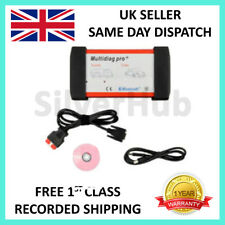 MULTIDIAG PRO+ PLUS CARS TRUCKS UNIVERSAL DIAGNOSTIC TOOL OBD2 BLUETOOTH NEW KIT
