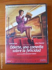 DVD ODETTE, UNA COMEDIA SORE LA FELICIDAD (K3)