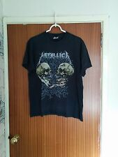Metallica de colección Tour triste pero cierto Camiseta Thrash Metal Pushead 1994 medio