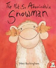 The not so abominable snowman by Buckingham. Matt Book The Fast Free Shipping