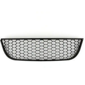 Honeycomb Style Front Center Lower Bumper Grille For VW Polo 9N3 GTI 05-09 C