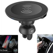 360 ° Rotation Auto Luftauslass Armaturenbrett Wireless Charger Charging Bracket