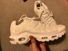 Nike Air Max Tuned TN size 9 White Brand New