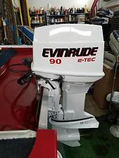 Evinrude Outboard  8 decal set  - 90 hp  MARINE VINYL