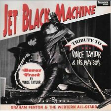 Graham Fenton – Vince Taylor 45 SP Jet Black Machine - Brand New Cadillac NEW !
