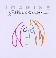 John Lennon - Imagine (the Movie)| Soundtrack EMI RECORDS CD 1988