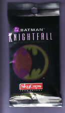 1993 Skybox DC Batman Knightfall Skycaps Pogs Milkcaps Pack