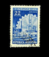 Argentina Stamps /1961-69  / Local Motives /  Used