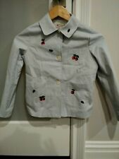Bonpoint Girls Size 12 Cotton Jacket NWT original price $335