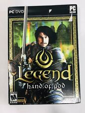 Legend Hand of God PC Video Game Computer Game Tested Works