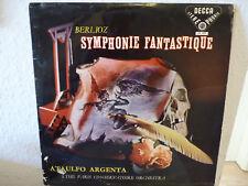 LP SXL 2009 Ataulfo Argenta  Berlioz  Decca