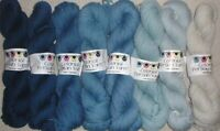 Colonial 3ply Persian Wool Yarn Needlepoint Crewel 1500 Federal Blue Family