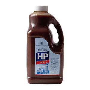 THE ORIGINAL HP SAUCE BROWN SAUCE - 4L