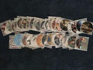 Dvd Bulk Bundle 72 Discs Only All Untested PLEASE READ DESCRIPTION