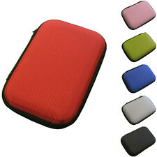 Portátil Llevar De La Mano Funda Caja Almacenaje Bolsa viaje USB Disco protector