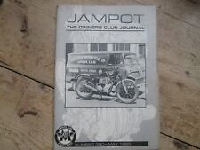 JAMPOT THE OWNERS CLUB JOURNAL MAY 1985 NUMBER 390