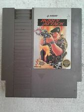 Vintage Game - Rush'n Attack (Nintendo NES, 1987) TESTED Works Nicely!(ARM60)