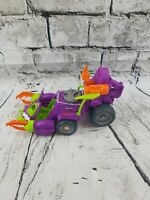 Imaginext DWV56 Joker and Harley Quinn Battle Vehicle Toy.