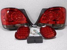 97 2004 Toyota Lexus GS300 Aristo JZS161/160 Smoke LED Tail Light set Rare Item
