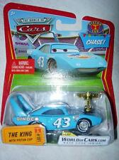CARS DISNEY KING AVEC LA COUPE PISTON CUP NEUF