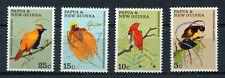 s8745) PAPUA & NEW GUINEA MNH** 1970, Birds 4v