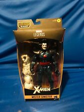 Marvel Legends X-Men Series Wendigo baf Mister Sinister with baf piece