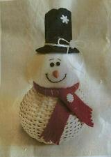 Basket Weaving Pattern Mini Frosty by Sharon Klusmann