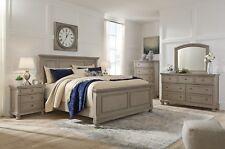 Ashley Furniture Lettner Queen Panel 6 Piece Bedroom Set