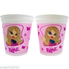 BRATZ Fashion Pixiez REUSABLE KEEPSAKE CUPS (2) ~ Birthday Party Supplies Favors