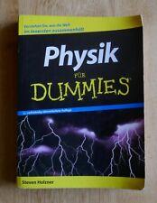 Lehrbuch Physik für Dummies