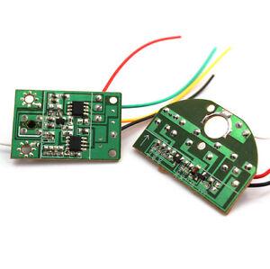 27MHZ 2CH Transmitter + Empfänger board + Antenne Wireless Circuit Fernbedienung