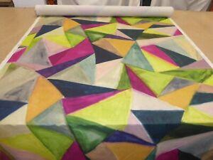 DESIGNERS GUILD -  SHIKHARA BERRY - Linen Blend Fabric - RRP £79/ mtr