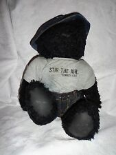 "Stir the Air Kenneth Cole Teddy Bear 13"" Plush Soft Toy Stuffed Animal"