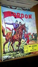 GORDON #   4 -NEL REGNO DI URAZA  -EDIZIONI FRATELLI SPADA-12 SETTEMBRE  1964