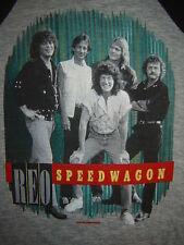 Vintage Concert T-Shirt REO SPEEDWAGON 84 NEVER WORN NEVER WASHED