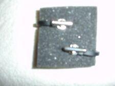 PAPARAZZI Firenze Sterling Silver 925 Cufflinks NIB