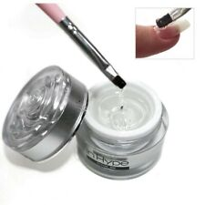 IN.HYPE Hard LED/UV Builder Gel for DIY Nail Extensions with Brush