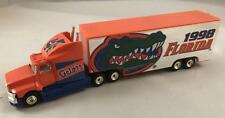1998 Florida Gators Limited Edition Tractor Trailer 1:80 Scale