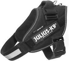 Julius-K9 Powerharness Size baby 2 - Black