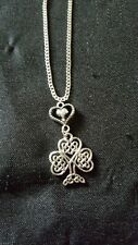 Silver Tone Heart Celtic Tree Of Life #1 Jewelry various sizes and styles