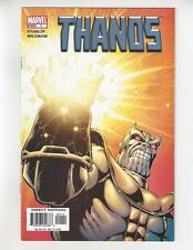 Thanos #1/Marvel Comic Book/Warlock Appearance/VF-NM