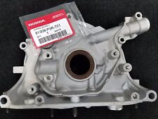 NEW GENUINE HONDA CRV CIVIC SI DELSOL B18C VTEC OIL PUMP W/ORING 15100-P72-A01