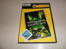 PC Command & Conquer 3: tiberium Wars [EA Classics]