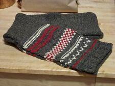 "GAP scarf lambs wool gray 72"""