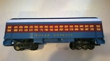 Lionel G Gauge-POLAR EXPRESS PASSENGER COACH Expansion Train Car Carriage