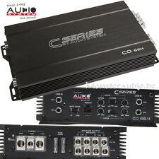 AUDIO SYSTEM CO-65.4 4-Kanal Cl. A/B Verstärker Auto PKW Endstufe 4x65 Watt/RMS