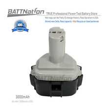 12V Extended 3000mAh Ni-Mh Battery for MAKITA 1233 1234 1235 1235F 192698-8