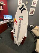 Autographed Kai Lenny KT Surfboard