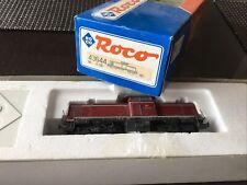 ROCO 43644 HO - Locomotive type BB V100 ep III DB (V100 1064) Un tampon Hs