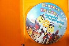 BANANAS IN PYJAMAS BUMPING AND A-JUMPING ABC DVD R4 (DISC ONLY!!!)